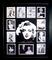 *Rare Marilyn Monroe Laser Cut Mat Museum Framed Collage - Plate Signed