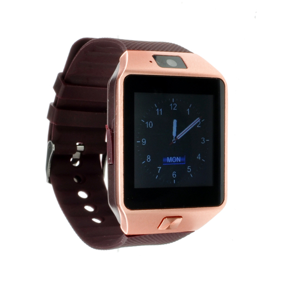 New Copper Smart Watch With Charger