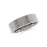 Gorgeous Solid Tungsten Men's Ring Size 11 Design 7