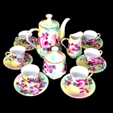 Rose Garden Tea Set