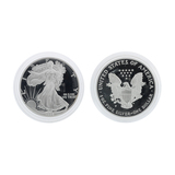 1995 U.S. American Eagle One oz Proof Silver Bullion Dollar Coin