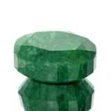 APP: 7.6k 3,047.55CT Oval Cut Green Beryl Emerald Gemstone