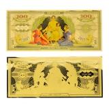 Rare 24K 1/10 Gram Gold Aurum Note 2017 D'oro Bar - Great Investment