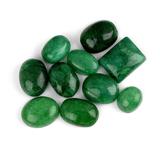 APP: 1.2k 100.00CT Various Shapes & Sizes Green Beryl Parcel