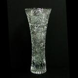 Lamp Port Crystal Vase