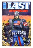Last American (1990) Issue 1