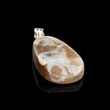 18.80CT Boulder Opal Sterling Silver Pendant