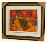 Van Gogh (After) -Limited Edition Museum Framed Print 03 -Numbered