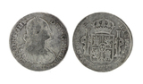 Extremely Rare 1805 Eight Reale American First Silver Dollar Coin Great Investment
