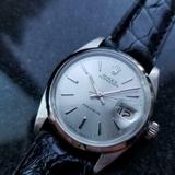 *ROLEX Oysterdate Precision Hand-Wound 1960s Swiss Vintage Men's Watch -P-