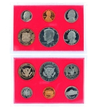 Rare 1982 US Proof Set Great Investment