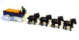 8 Horse Beer Wagon