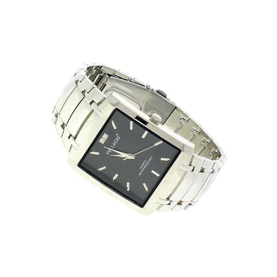 Gorgeous New Mens Vellacio Designer Watch Square Design 1