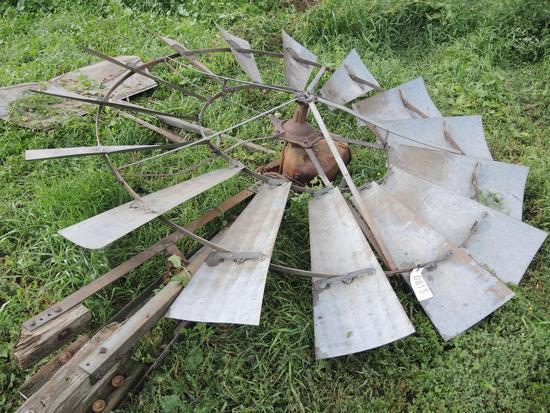 Windmill Blade & Pump Handle