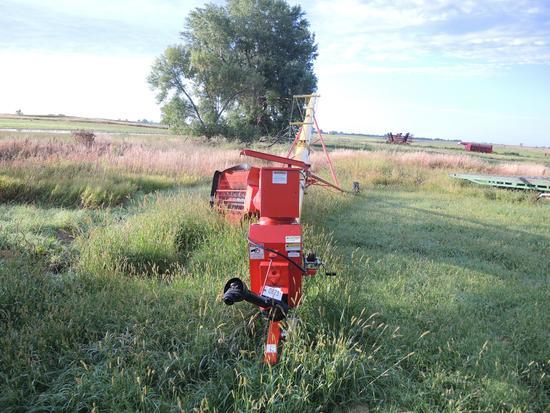 """Westfield MK 10"""" x 71' Swing Hopper Auger #200753"""