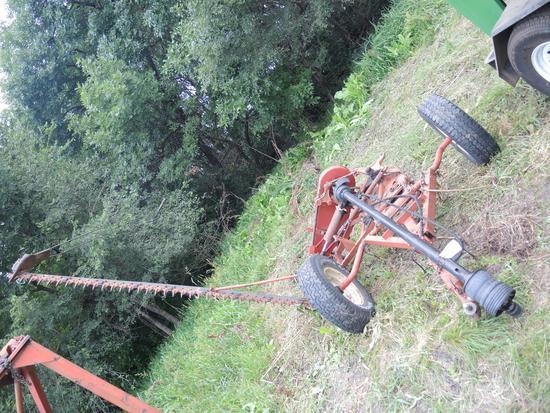 Rowse PT 9' Sickle Mower #N/A