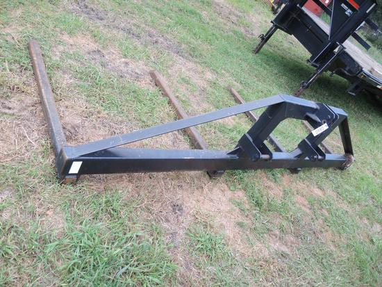 Rowse Double 3Pt Bale Fork