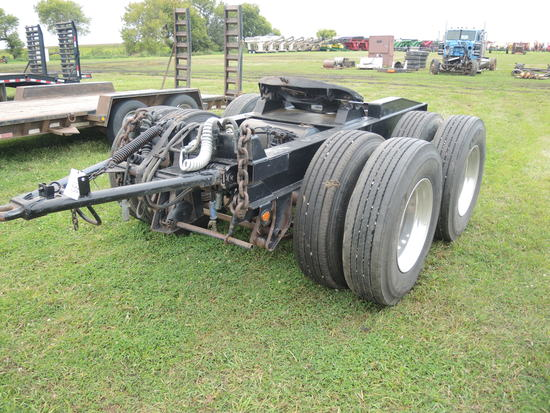 HMDE Semi Trailer Dolly Wheels #6827