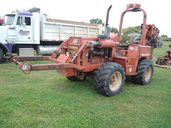Ditch Witch 8020 Turbo #5N0370