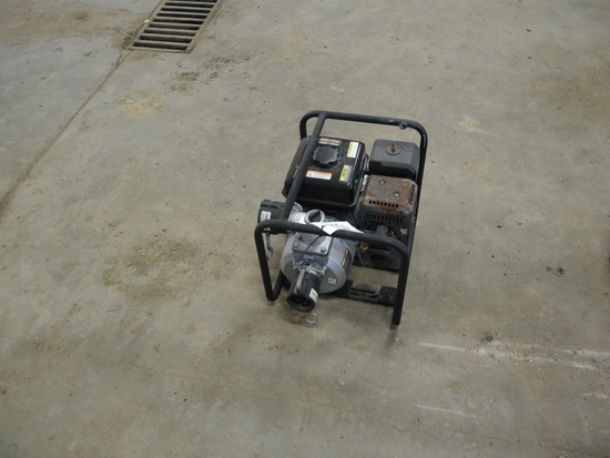 Direct Flow Transfer Pump