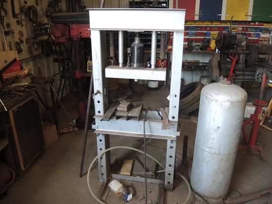 30 Ton Shop Press