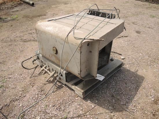 Fender Fuel Tanks for White 4-180