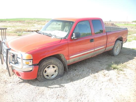 2003 GMC 1500 Pickup