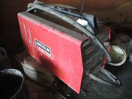 Lincoln Handi Core Welder