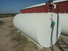 2000 Gal Fuel Tank w/Electric Pump