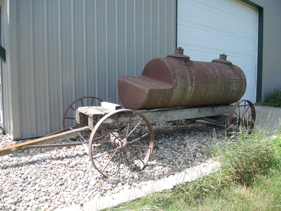 Horse Drawn Water Tanker