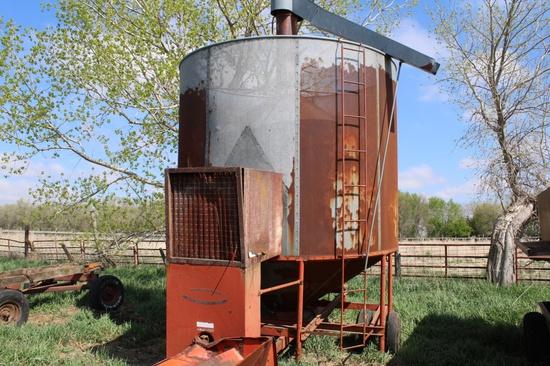 Toxowik 570 Batch Dryer #6671