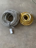 2 Bundles of Electrical Wire