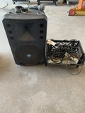 RCF Speaker with cords