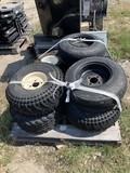 7- golf Cart Wheels & Tires