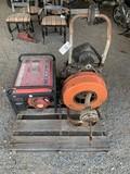 King Crafts 3250 Watt Generator & Speedrooter 90