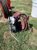 Small hose reel