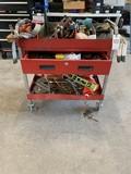 Tool Cart Full of Content
