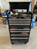 Husky 8 Drawr Tool chest full of content
