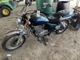 2000 Suzuki GZ 250 Motorcyle