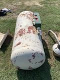 99 Gallon Propane Tank