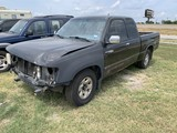1997 ToyotaT100 black vin#29554 Clen Title Runs