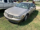 2005 Cadillac S1S gold Vin#72166