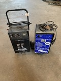 2 Battery Chargers
