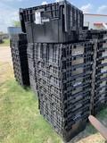 10 Plastic Totes
