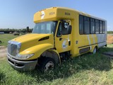 2007 International 3200 4x2 Bus For Salvage NO TITLE  complete Drivetrain