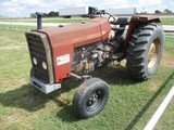 Massey Ferguson 283 diesel Tractor runs