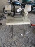Craftsman Bench Grinder on Stand