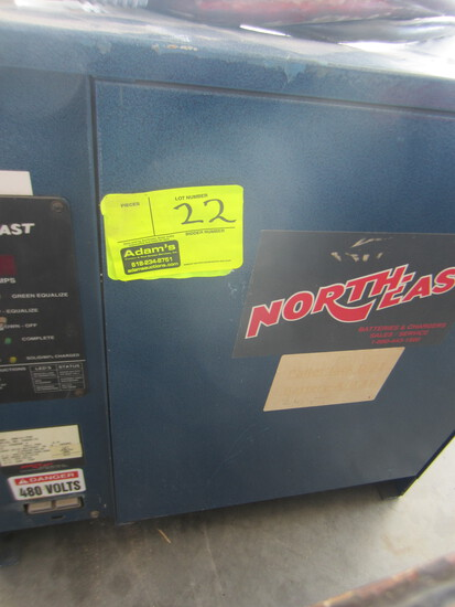 NORTH EAST BATTERY CHARGERS 3NE12-750  Serial #- 1682618