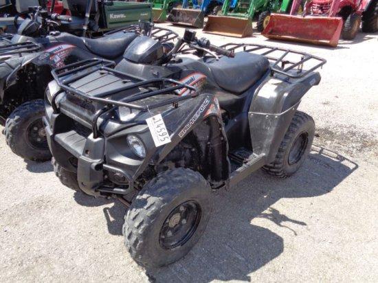 Kawaski Bruteforce 300 SN RGSWM22A2CR103662