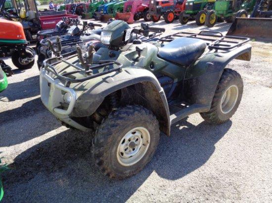 Honda Rubicon Sn 1HFTE2E594801421